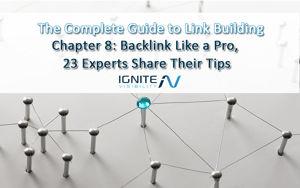 Not known Facts About How To Build Backlinks