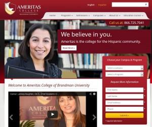 Ameritas College of Brandman University