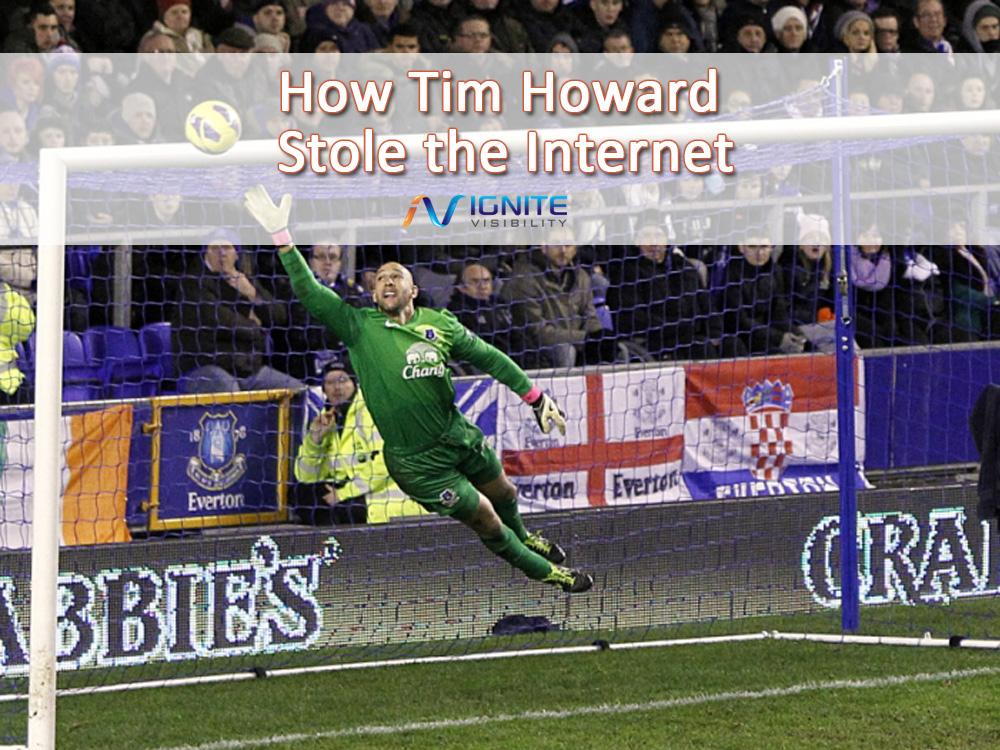Tim Howard Blog