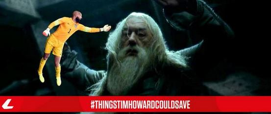 Things Tim Howard Could Save 2