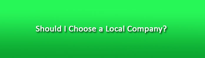 Should I Choose a Local PPC Company