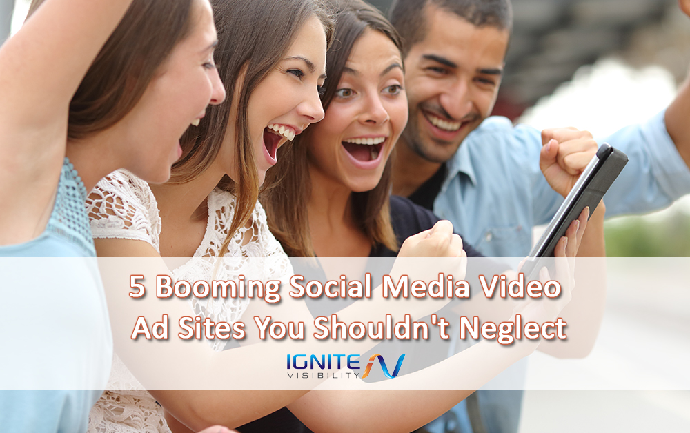 5 Booming Social Media Video Ad Sites