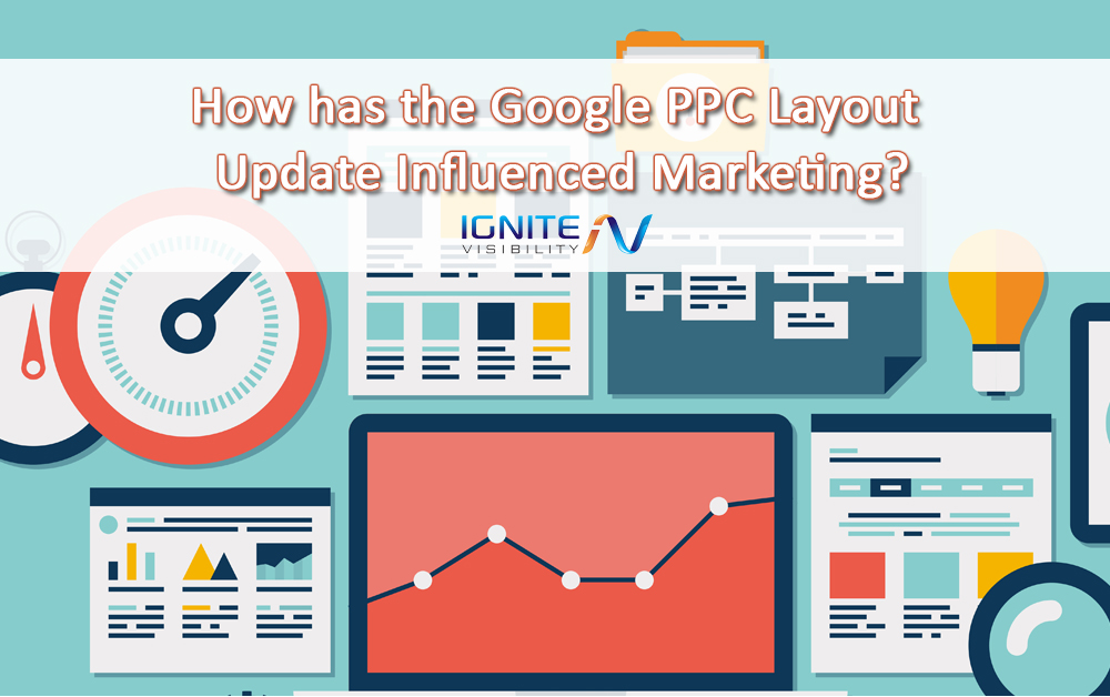 How has the Google PPC Layout Update Influenced Marketing