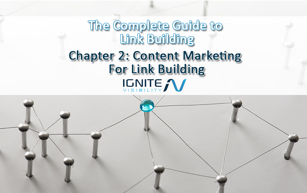 Guide to Backlinks Content Marketing