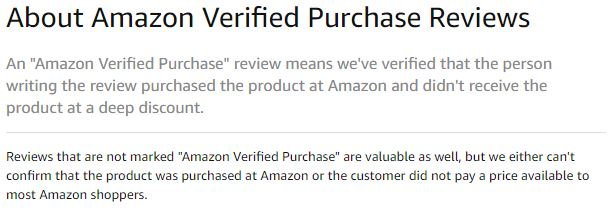 Amazon Consulting Verified Reviews