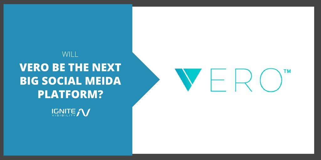 Why Vero Might Be The Next Big Platform For Social Media Marketing