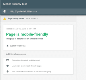 Bounce Rate: Make Sure Your Site is Mobile Friendly