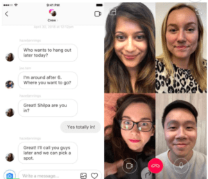 F8 Conference: Group Chat