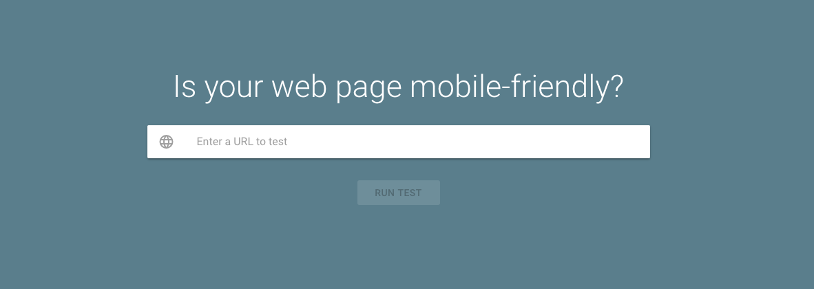 On-page SEO: make sure your site is mobile-friendly