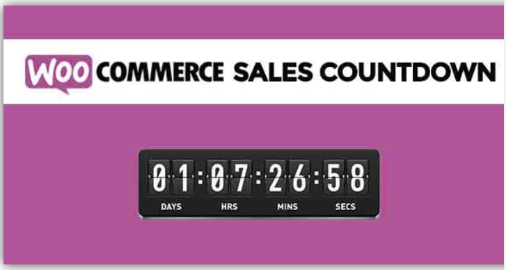 E-commerce strategy: use a countdown timer