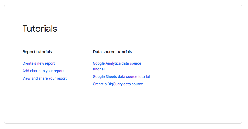 Google Data Studio Dashboards For Marketing