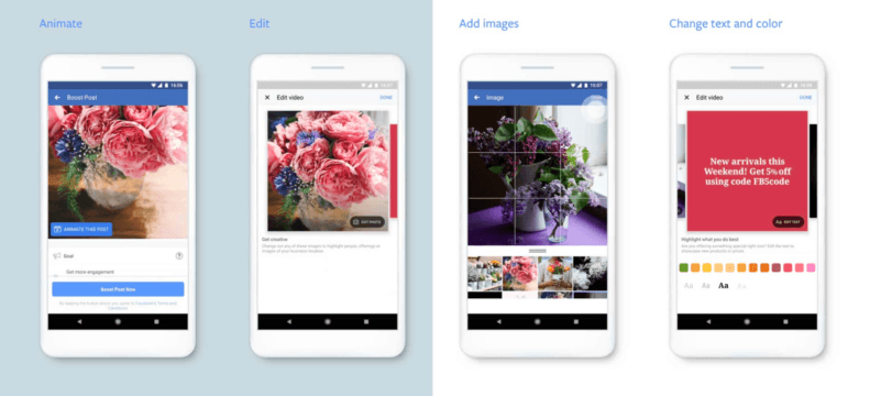 Digital Marketing Trends in 2019: Facebooks mobile first video creation tools
