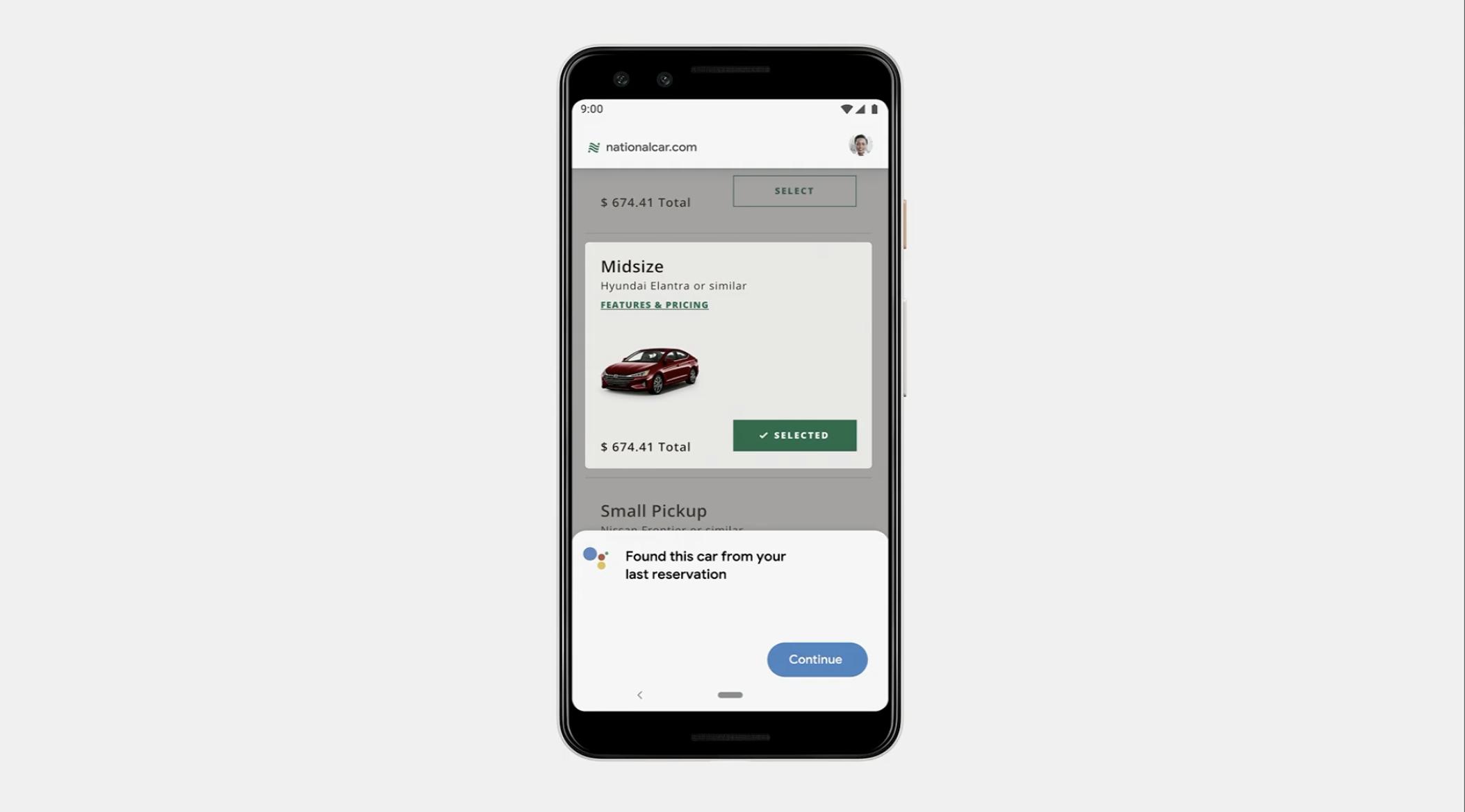 Google I/O 2019: Google Duplex