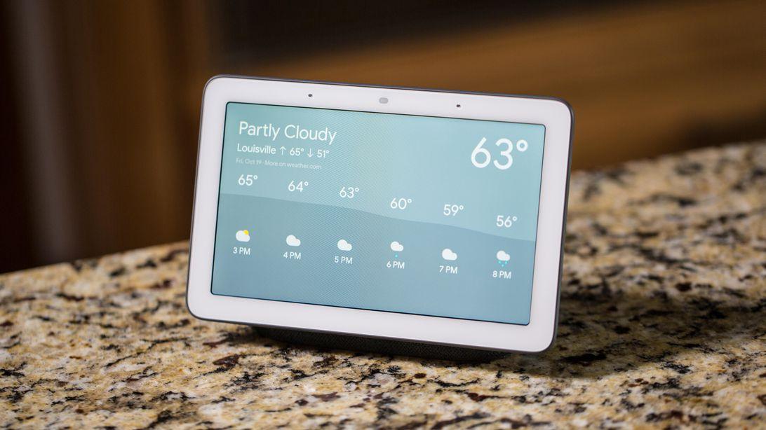 Google I/O 2019: Google Home Nest