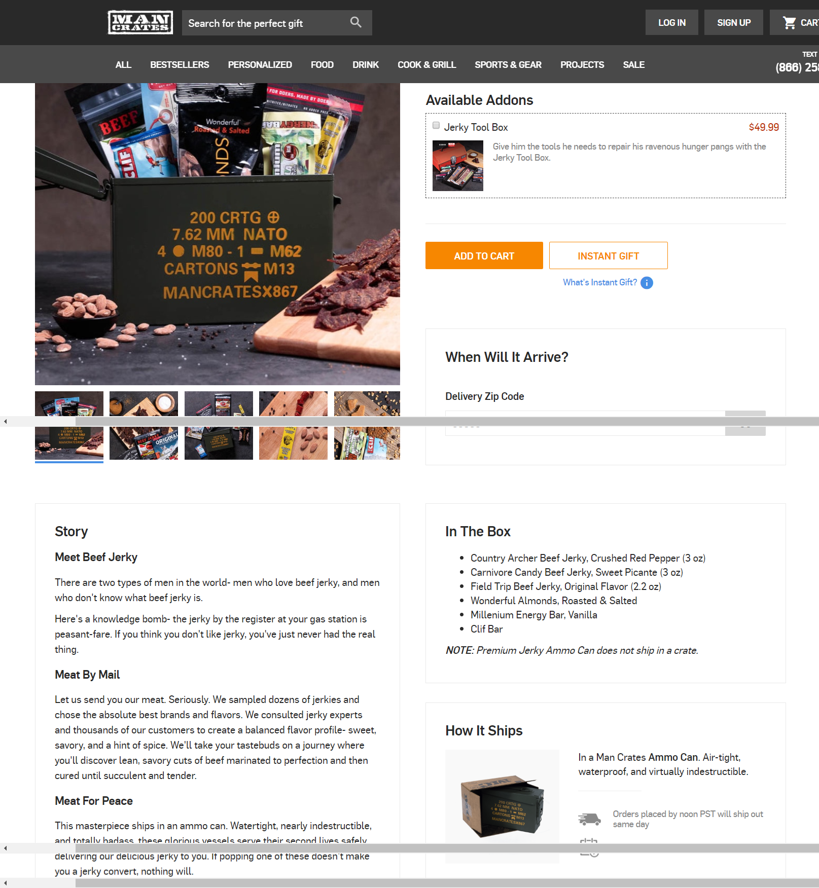 The importance of a well-written product page can't be overstated