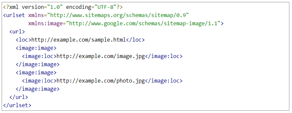 Increase your website ranking by using image sitemaps. Source.
