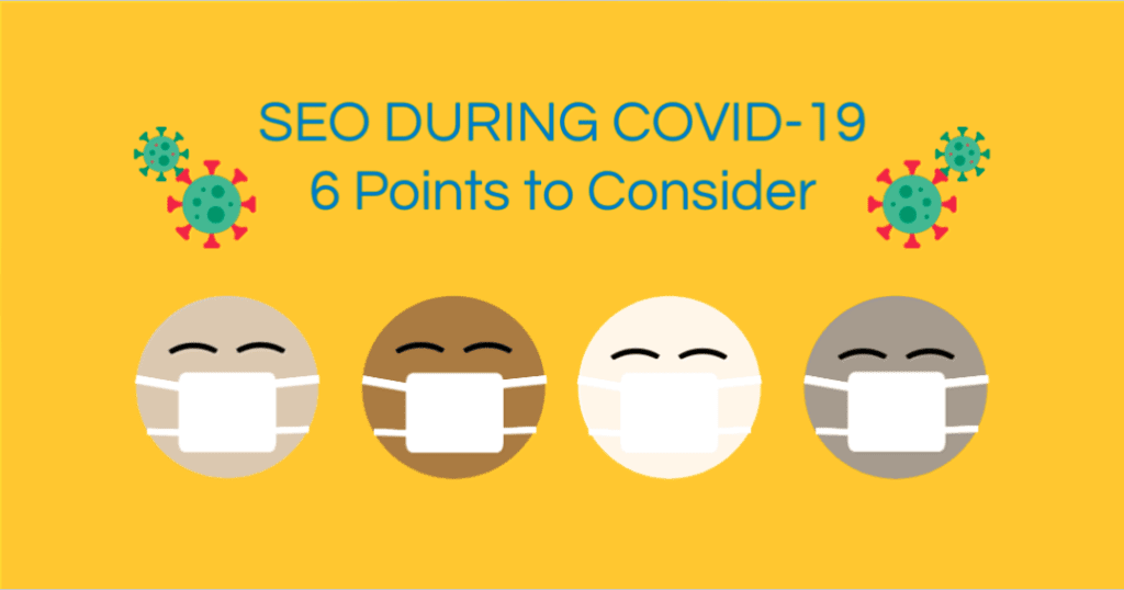 Should you cancel SEO during COVID-19