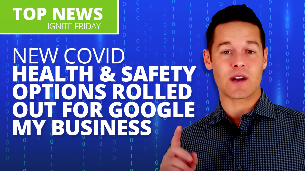 Google My Business new safety features