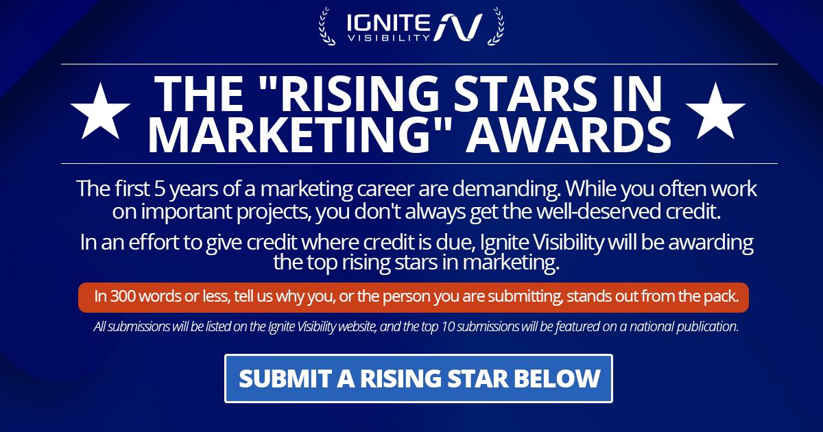 rising stars awards