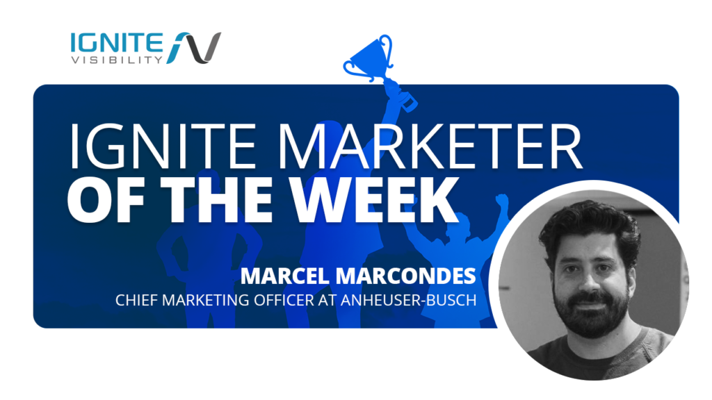 Ignite Marketer of the Week