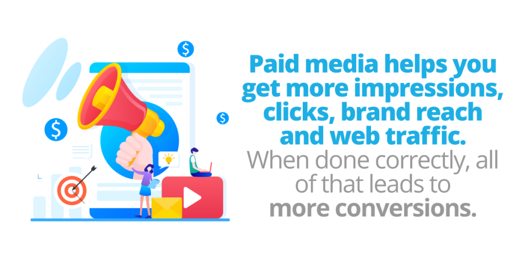 What is Paid Media