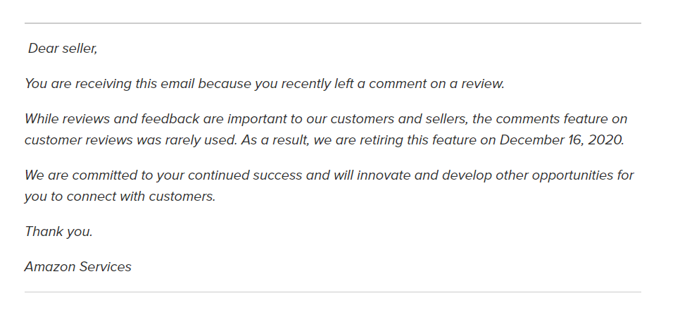 amazon review guidelines