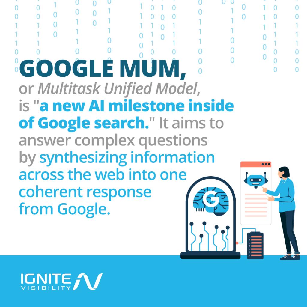 Google MUM's Purpose