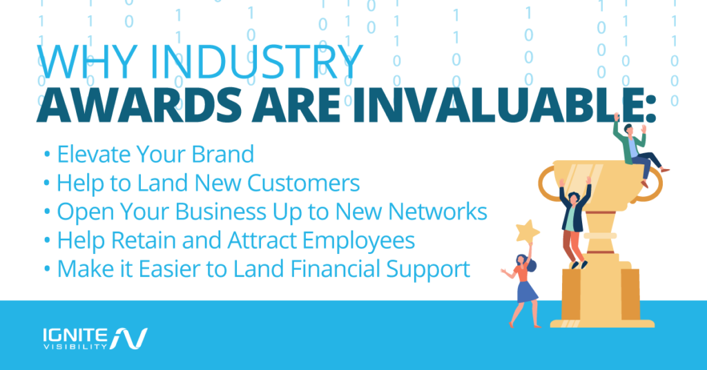 Why Industry Awards Are Invaluable