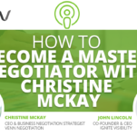 How to Become a Maser Negotiator with Christine McKay