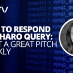 How to Respond to a HARO Query: Craft a Great Pitch Quickly