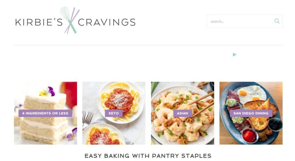 Kirbie's Cravings